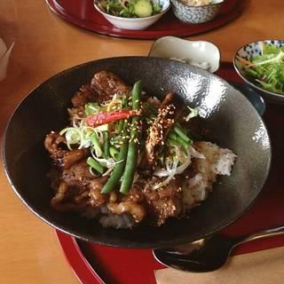 特選サーロイン丼(A5)