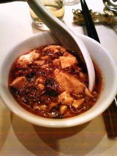こだわり豆腐を使った激辛特製マーボ豆腐