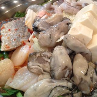 海鮮唐辛鍋