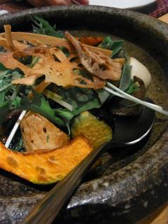 根菜たっぷりAENの里山サラダ