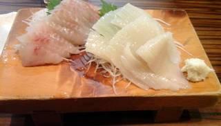 鮮魚のおまかせ盛り 3種盛り
