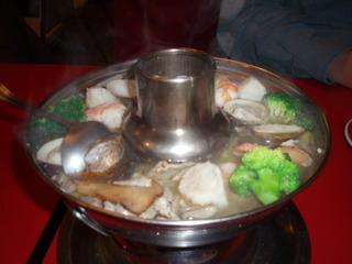 火鍋 台湾料理 焼きビーフン