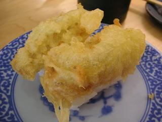 穴子天寿司