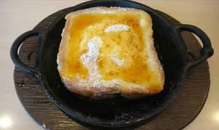 ふわとろフレンチトースト