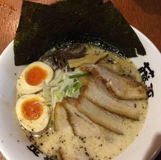 贅沢藤平らー麺