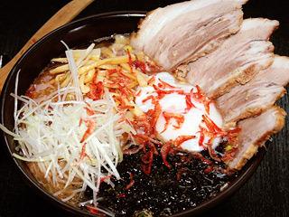 ぶたエビらー麺