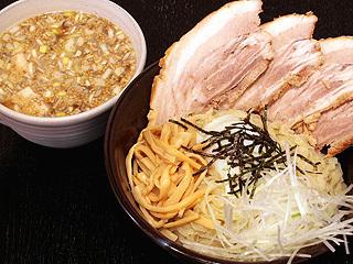 特製温つけワンタン麺