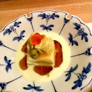 生湯葉豆腐