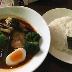 知床鶏野菜スープカレー北海道産