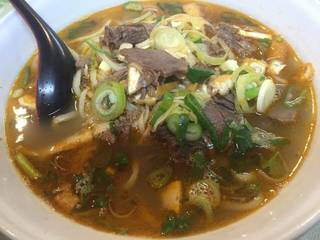 蘭州牛肉拉麺