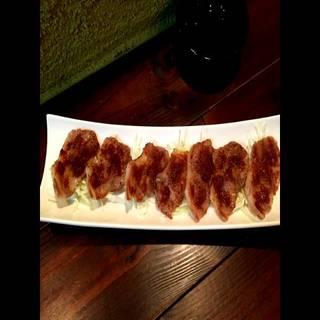 豚肉の宮古味噌焼き