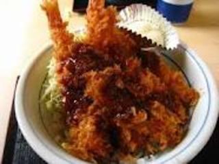 海老カツ丼