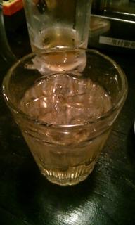 すっきり梅酒