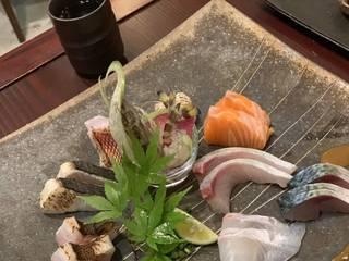 お刺身リーズナブル和食