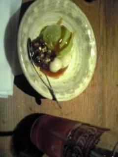 京風抹茶アイス