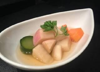 鎌倉野菜の甘酢漬け