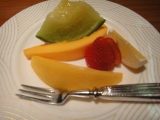 果物フルーツ盛合せ