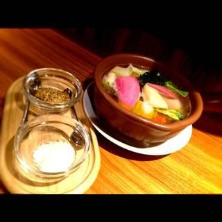 豚バラ肉のイタリアン鍋