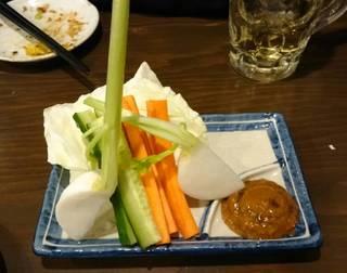 野菜スティック仙台長寿