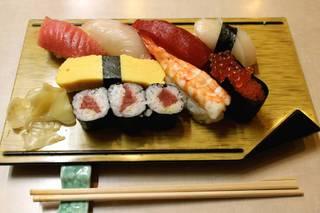 にぎり寿司(竹)