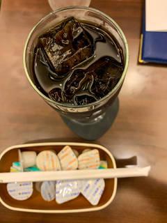 ドリップアイスコーヒー