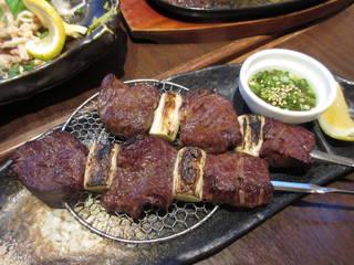 九州和牛サガリ串