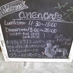 anea cafe 中野新橋
