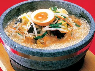 石焼野菜味噌ラーメン