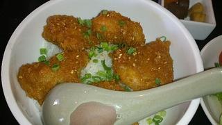 るいび豚味噌カツ飯