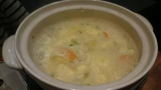鳥白湯つくね鍋