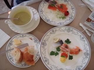 ランチ洋食プチコース