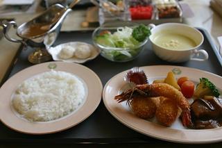 明治の洋食&カレーセット