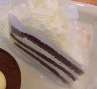 ホワイトチョコケーキ