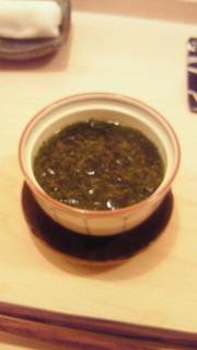 海苔の茶碗蒸し