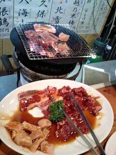 焼き肉バラ