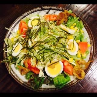 扇屋サラダ