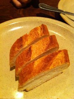 無料のフランスパン