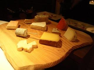 熟成チーズセレクション