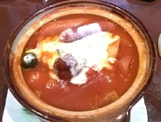 トマト一人鍋セット