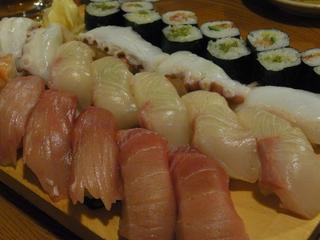 中トロ寿司
