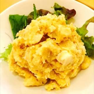 くん製ポテトサラダ