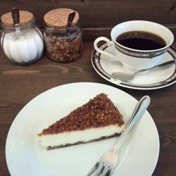 キャロットチーズケーキ