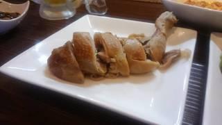 燻製鶏モモ