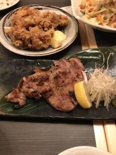 豚バラ肉の西京漬け焼き