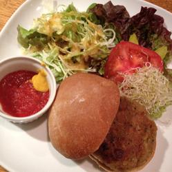 大阪 Vegetarian Cafe GreenEarth