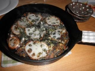 海苔チヂミ