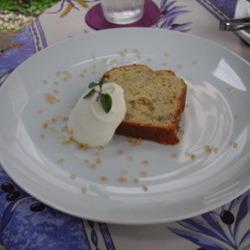 ジンジャーのパウンドケーキ