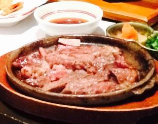 宮崎牛陶板焼きコース