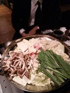 3,480円鍋コース