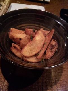 マサラ風フライドポテト